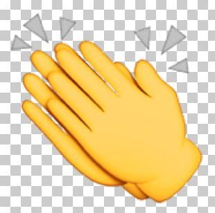 Clapping Emoji Applause Emoticon PNG, Clipart, Applause, Clapper.
