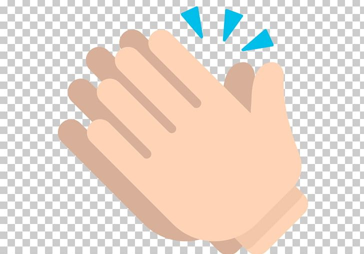 Clapping Emoji Applause Hand Live Television PNG, Clipart, Applause.