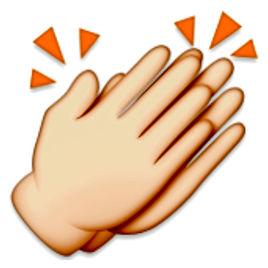 Hand Clap Clipart & Clip Art Images #12260.