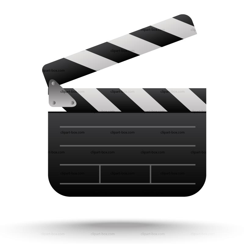 Image of Clapboard Clipart Clipart Clap Icon Free Vector.