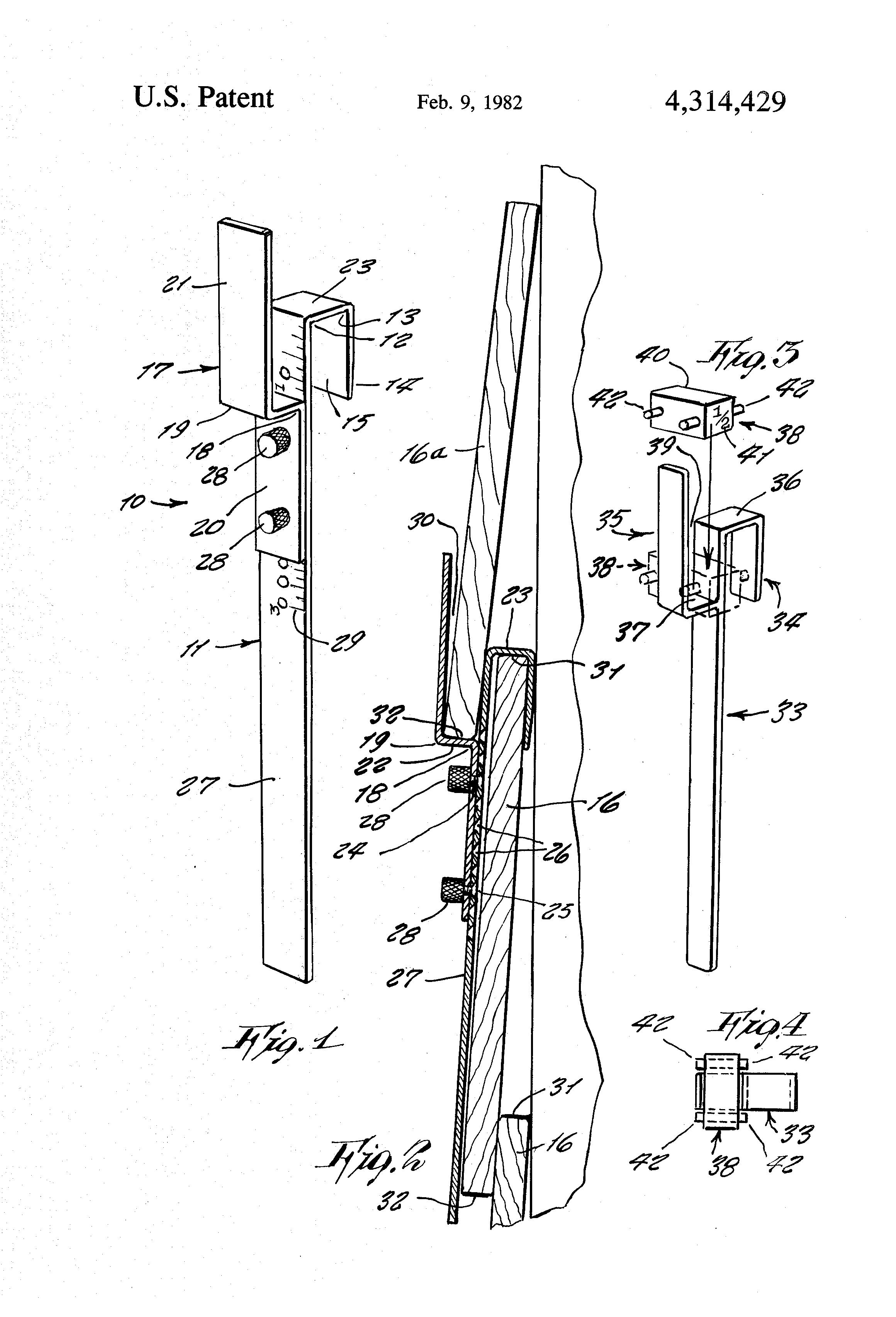 Patent US4314429.