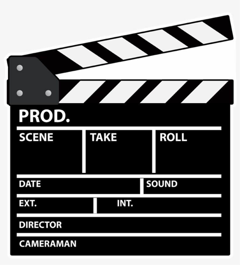 Free Download Clapper Board Clipart Clapperboard Film.