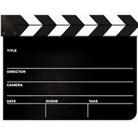 Download Clapperboard Free PNG photo images and clipart.