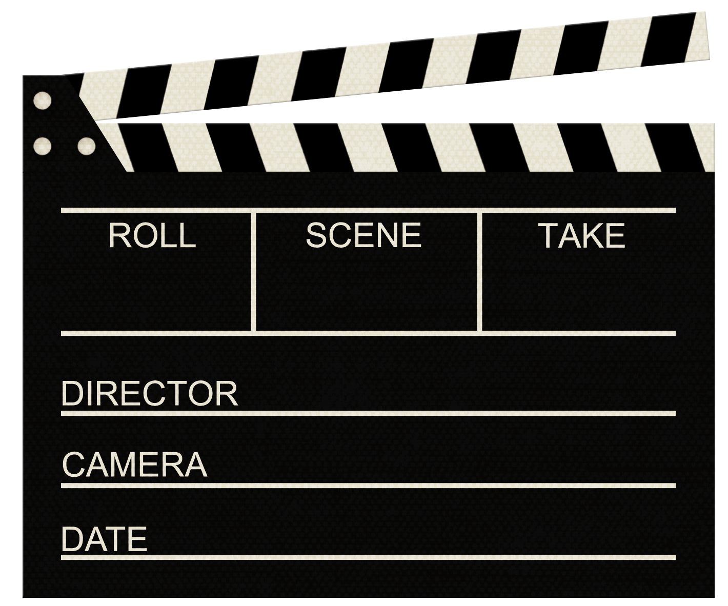 High Resolution Clapperboard Png Icon #30949.