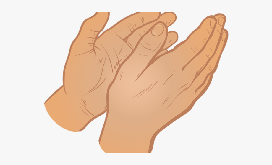 Hand Clipart Transparent Background.