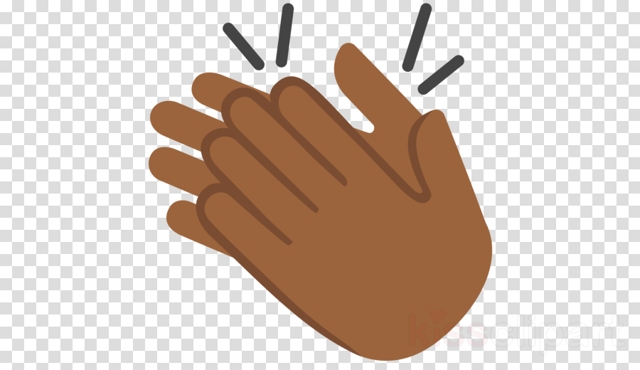 Clapping Emoji clipart.