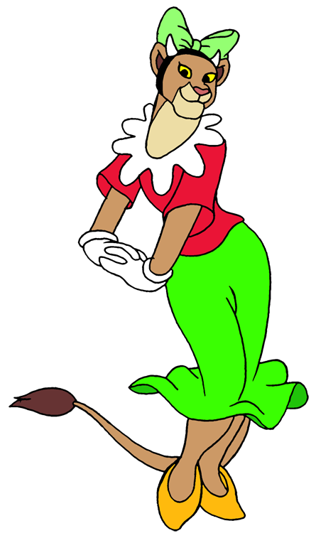 Clarabelle Cow PNG Images Transparent Free Download.