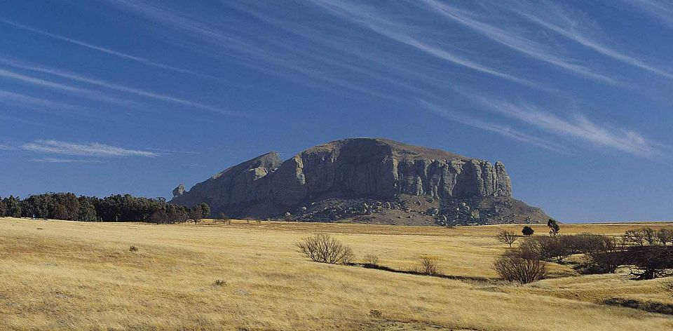 Clarens, a South African town, makes for a perfect getaway.