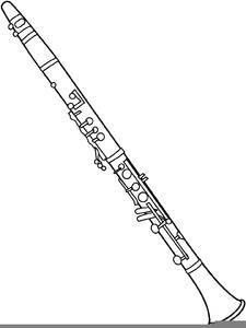 Clipart Clarinet.