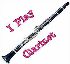 Free Clarinet Clipart.