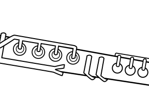 Clarinet clipart black and white 1 » Clipart Station.