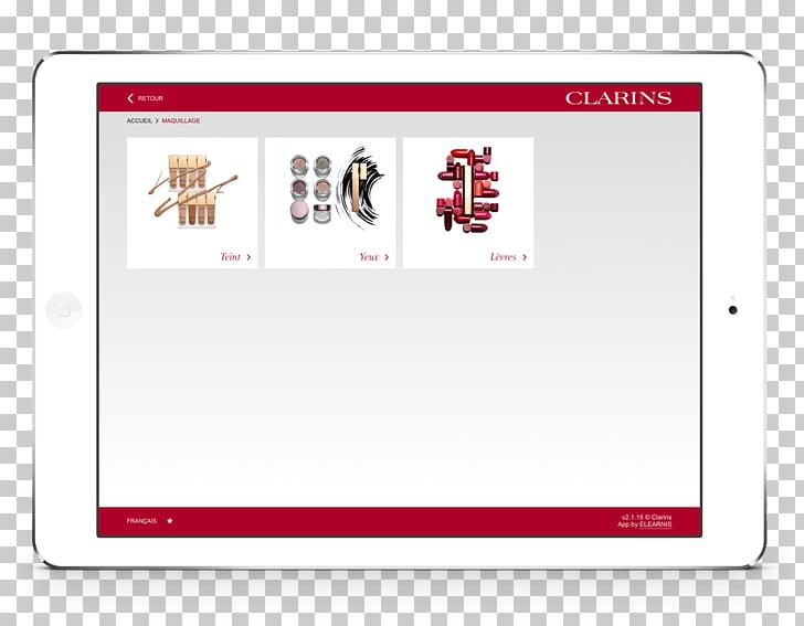 Plastic Brand Pocket Sticker, Clarins PNG clipart.