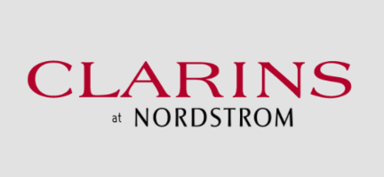 Schedule Appointment with Clarins at Nordstrom Seattle.