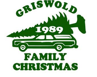 Griswold family christmas National lampoons chistmas vacation SVG.