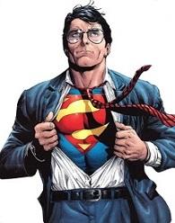 Free Clark Kent Clipart.