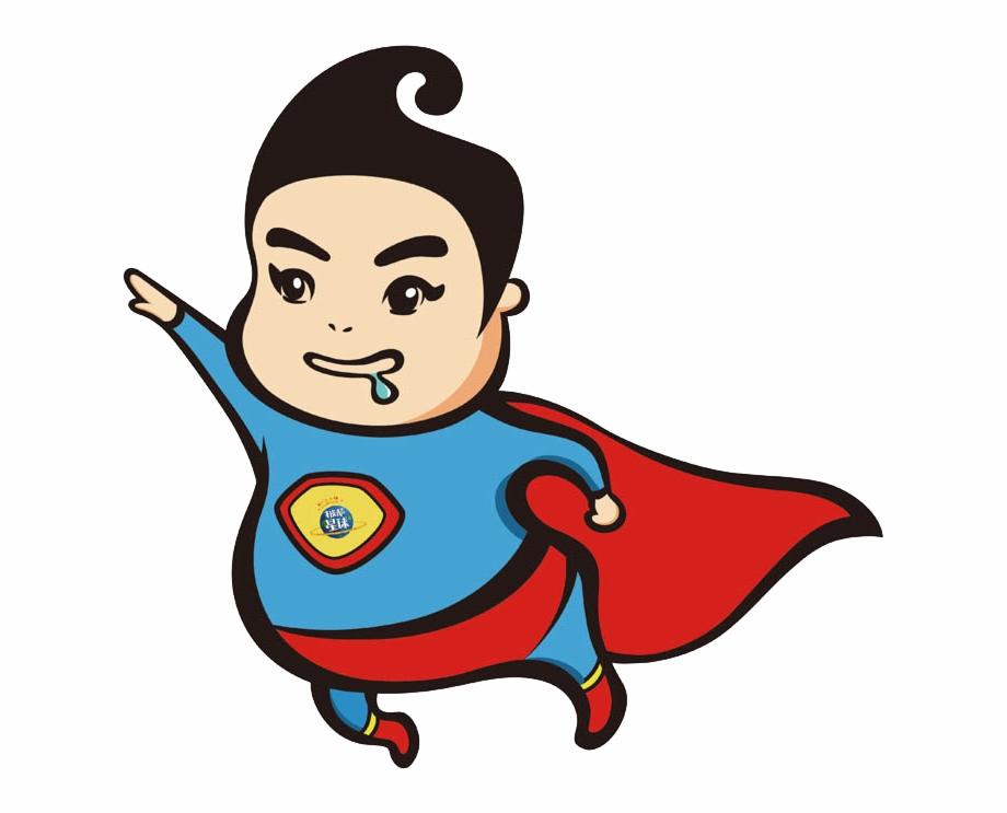 Clark Kent Art Cartoon Superman.