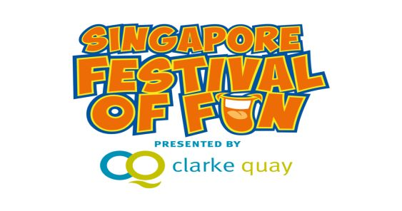 Clarke Quay to host first ever 'Singapore Festival of Fun' in 2017.