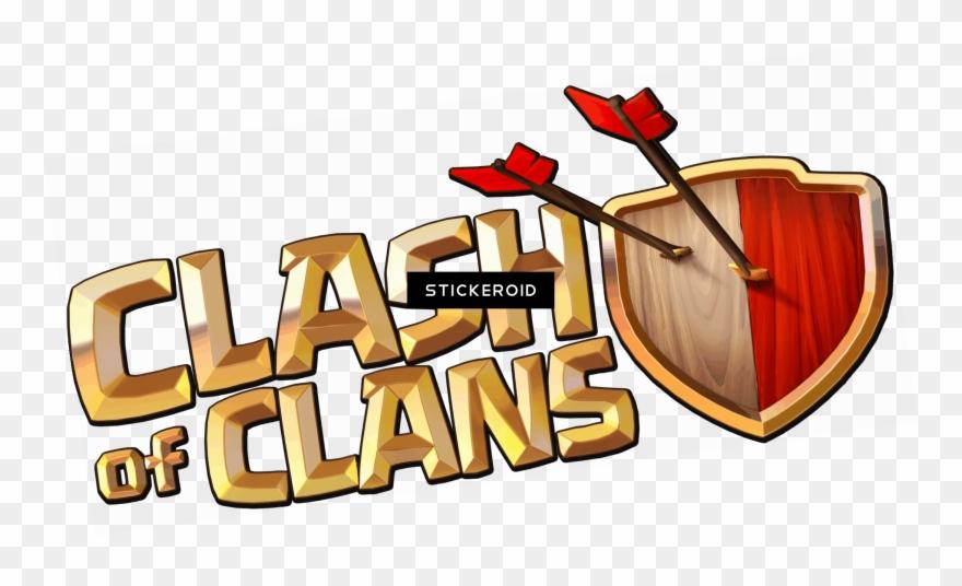 Clash Of Clans Logo.