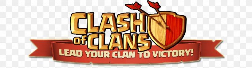 Clash Of Clans Logo Font Brand Elixir, PNG, 1000x272px.