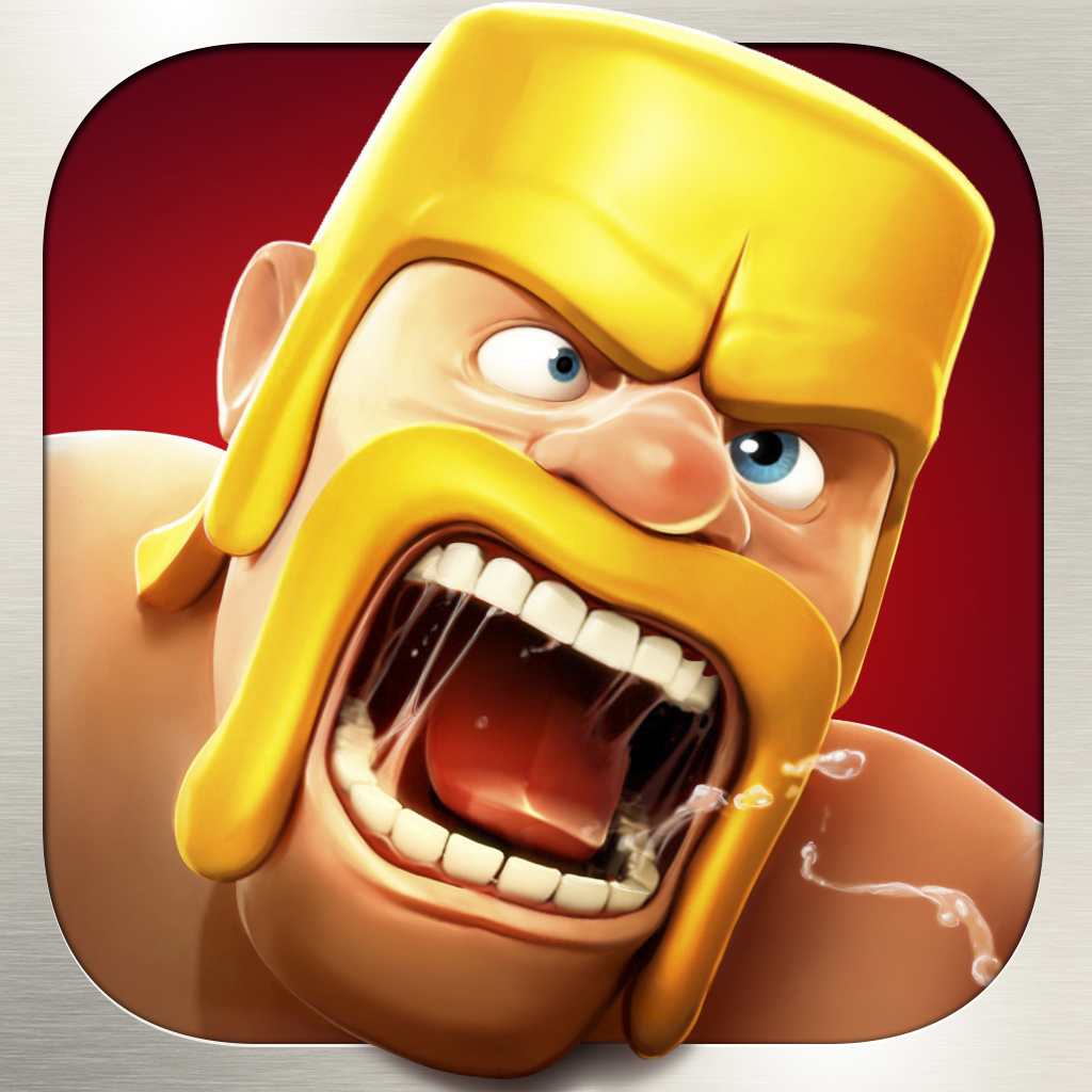 Clash Of Clans Hd Icon #45744.