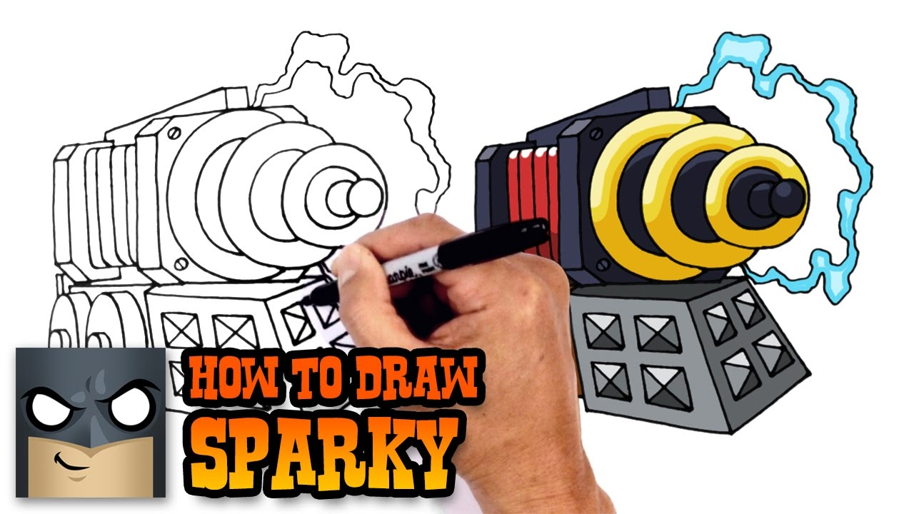 How to Draw Clash Royale.