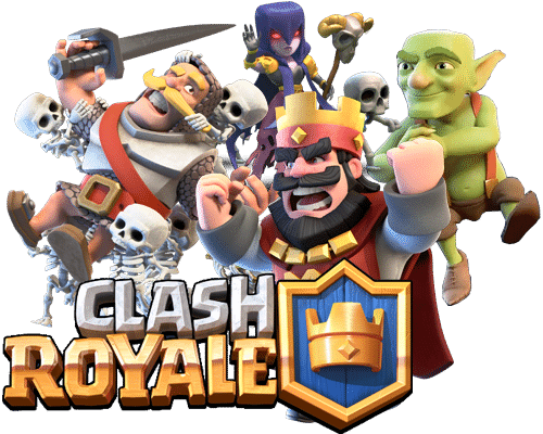 Clash Royale Games PNG Picture #46140.