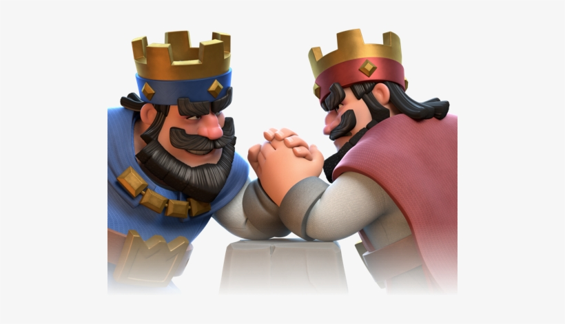 Png Clash Royale King PNG Image.