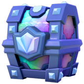 Get a Legendary Chest in Clash Royale for Android.