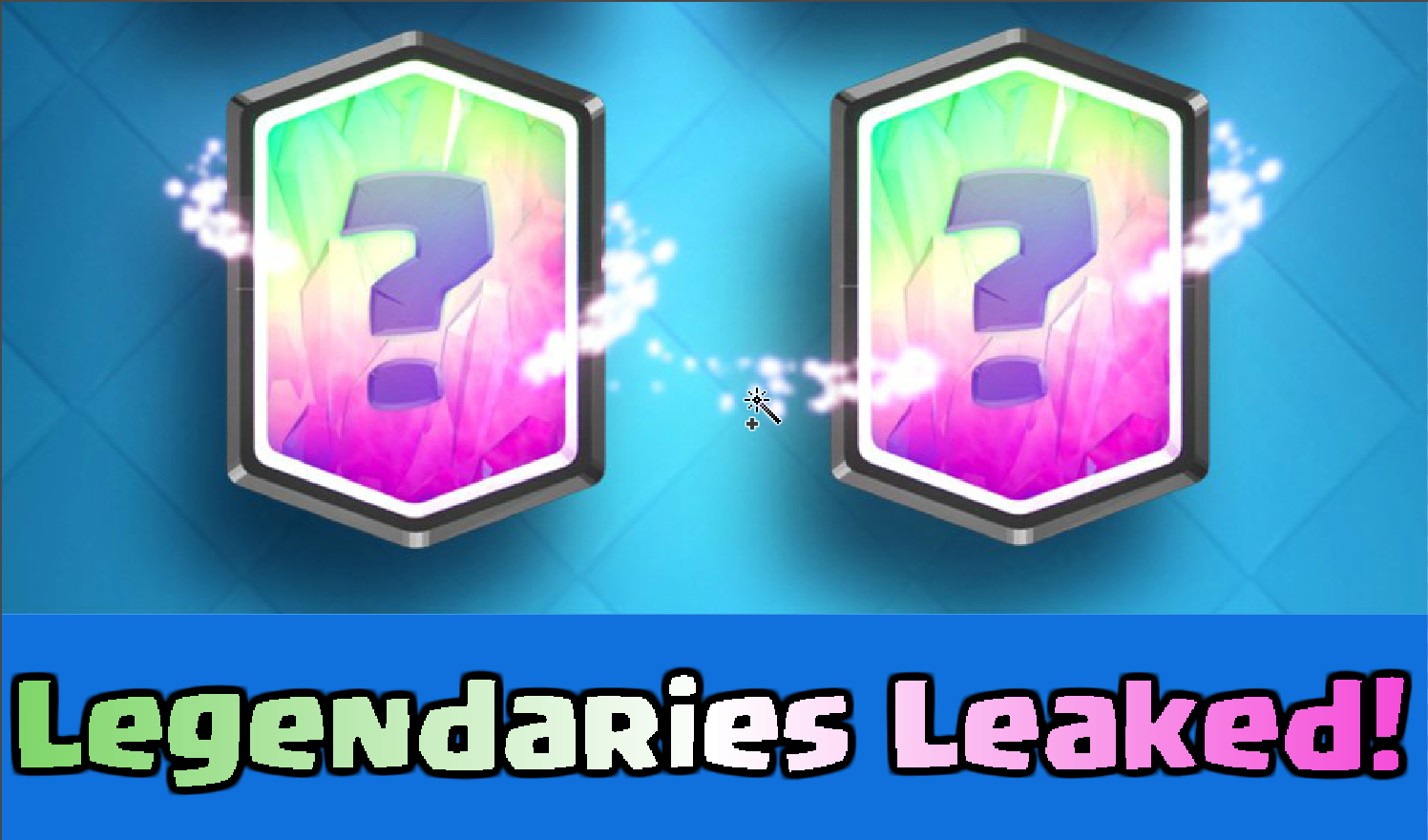 Clash Royale ALL New Cards LEAKED! Inferno Dragon, Ice Golem.