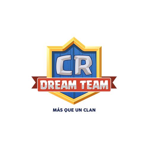 Clash Royale Logotipo Clan.
