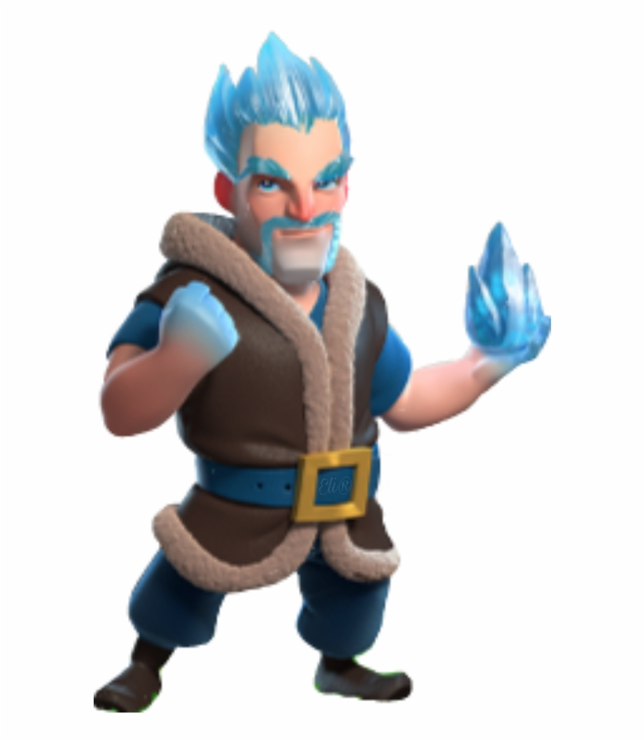 Clash Royale Character Png.