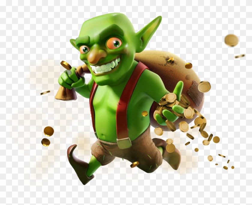 Clash Of Clans Goblin Png, Transparent Png (#169509).