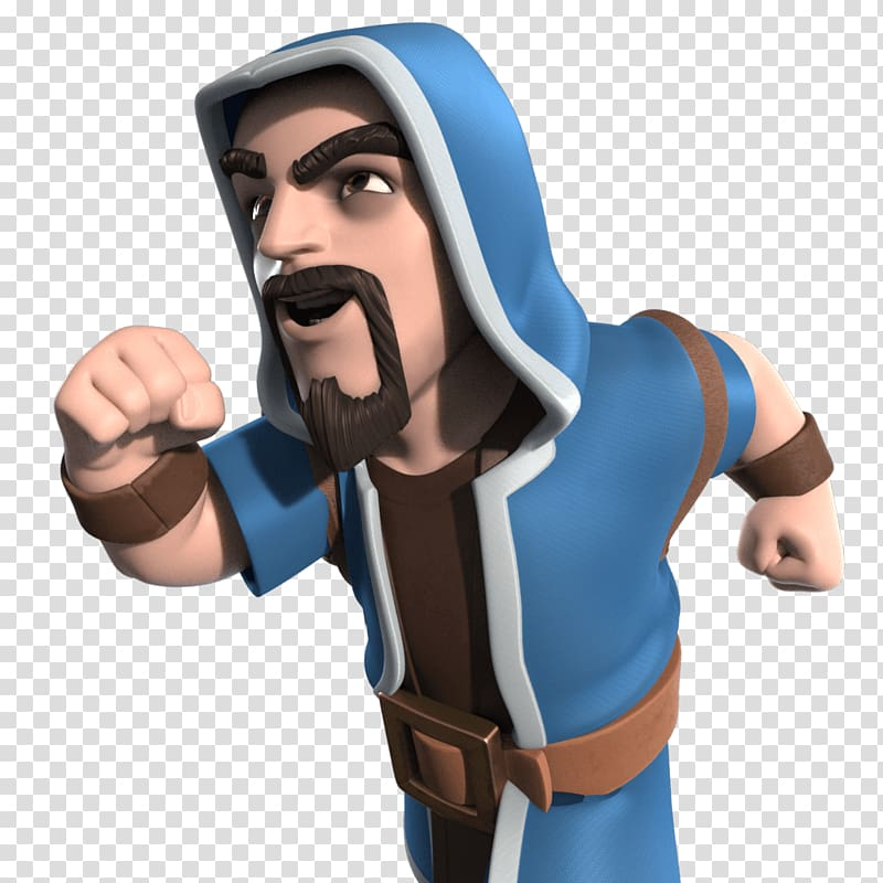 Clash Royale Clash of Clans Boom Beach The Musketeer Bitly, Wizard.