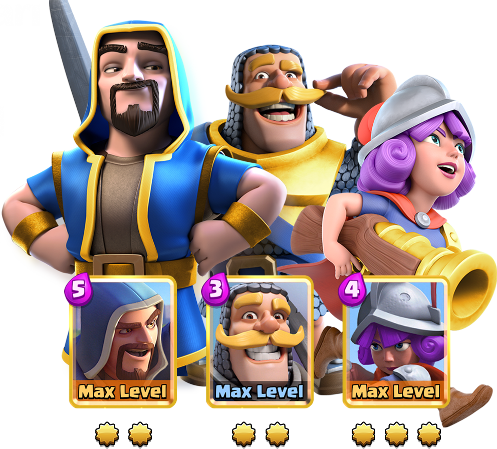 Clash Royale Png Knight , Transparent Cartoon.
