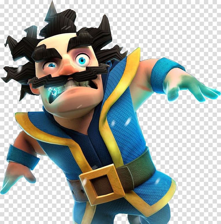 Wizard from Clash of Clans, Clash Royale Clash of Clans Boom Beach.