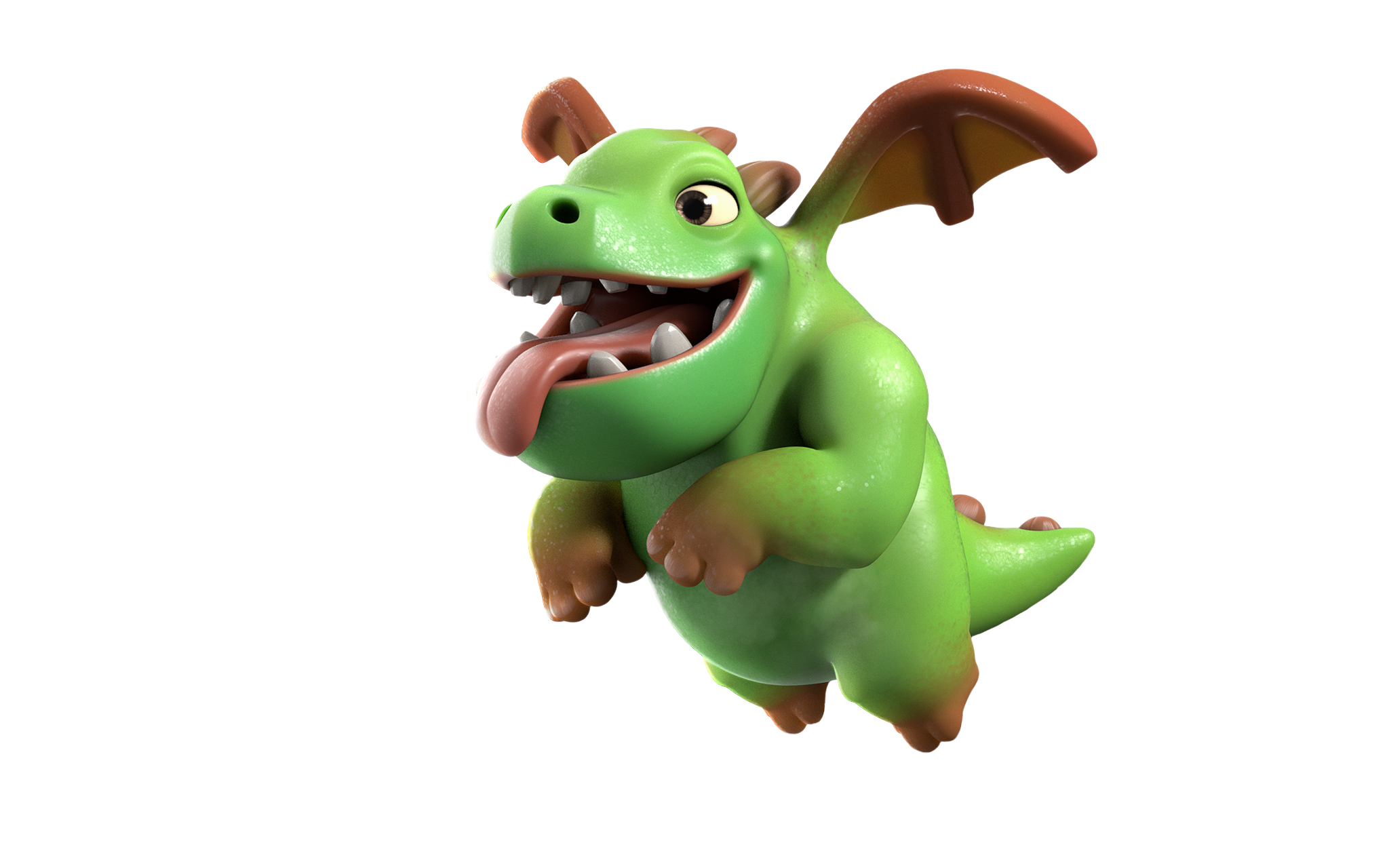 Clash Royale Wallpaper Baby Dragon.