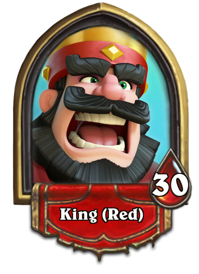 Clash Royale Cards In Hearthstone.