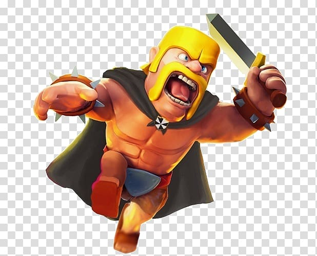 Clash of Clans Barbarian King illustration, Cheats For Clash Of.