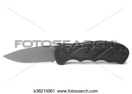 Stock Photography of Clasp knife k36215061.