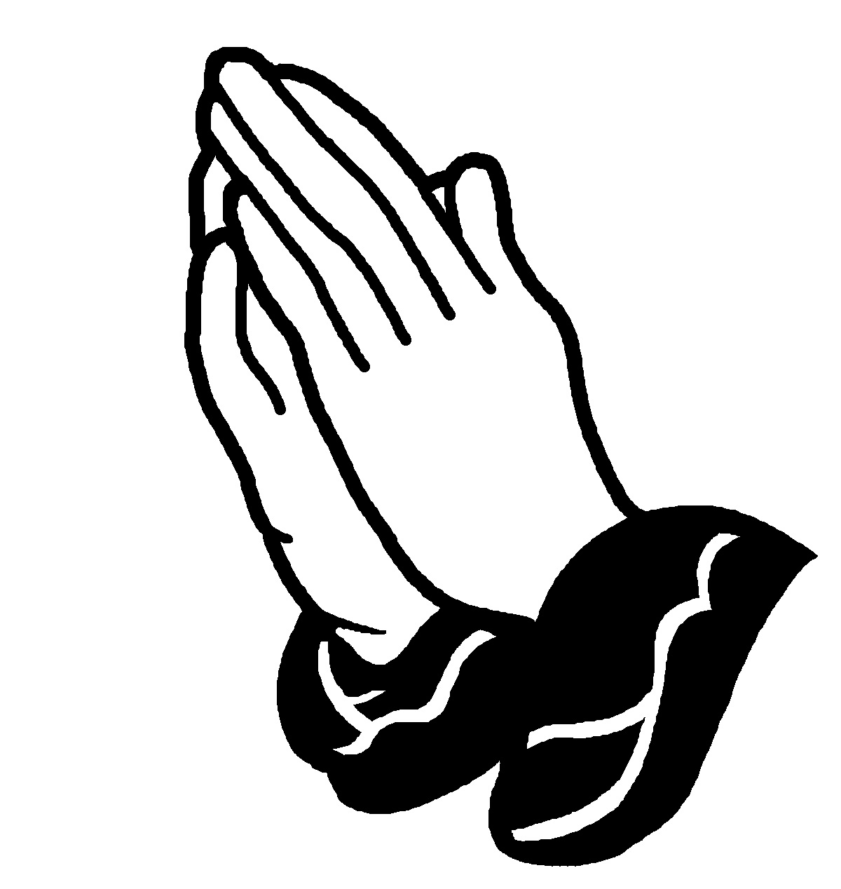 Free Hands Clasped In Prayer, Download Free Clip Art, Free.