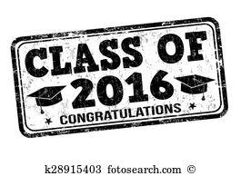 Class 2016 Clip Art Vector Graphics. 112 class 2016 EPS clipart.