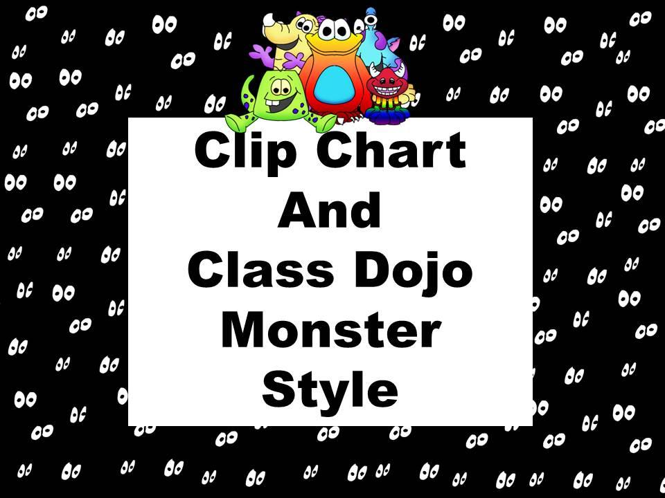 Clip Chart and Class Dojo.