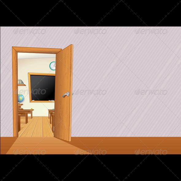 Similiar Classroom Door Icon Keywords.