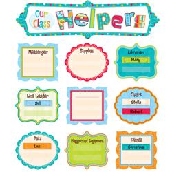 Similiar Preschool Classroom Helper Signs Keywords.