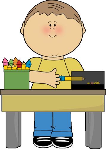 Classroom Job Clip Art.