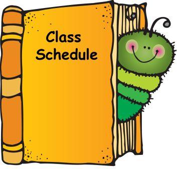 Catalog of Classes.