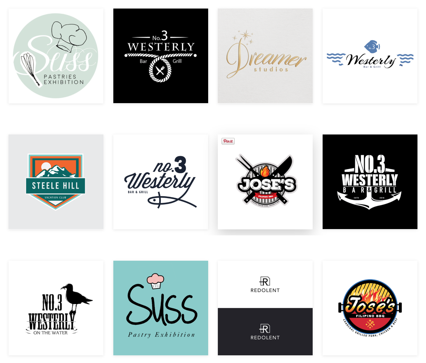 DESIGN A LOGO THAT GRABS ATTENTION.