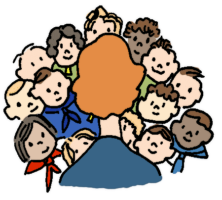 Meeting clipart 4.