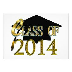 Graduation cap clipart class of 2014.
