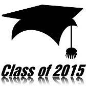 class of 2015 clip art.